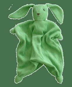 Peppa Schmusetuch Tino - Grün