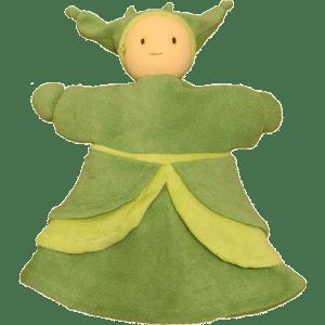 Peppa Schmusetuch Fay - Grasgrün
