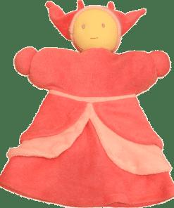 Peppa Schmusetuch Fay - Rosa