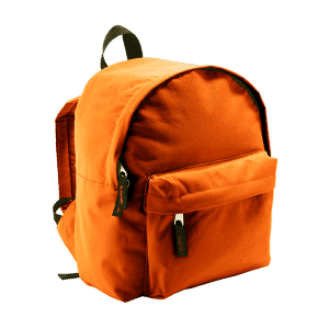Kinder Rucksack Rider – Orange